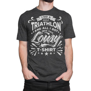 Lousy Triathlon T-Shirt