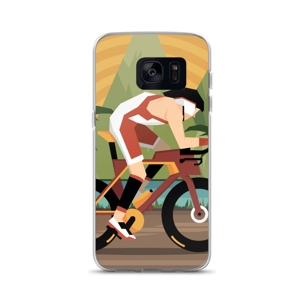 Samsung Triathlon Phone Case