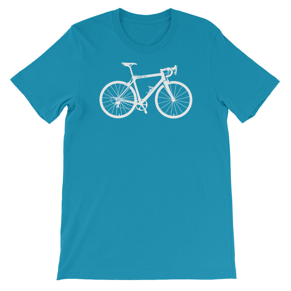 Road Bicycle - Cycling T Shirt