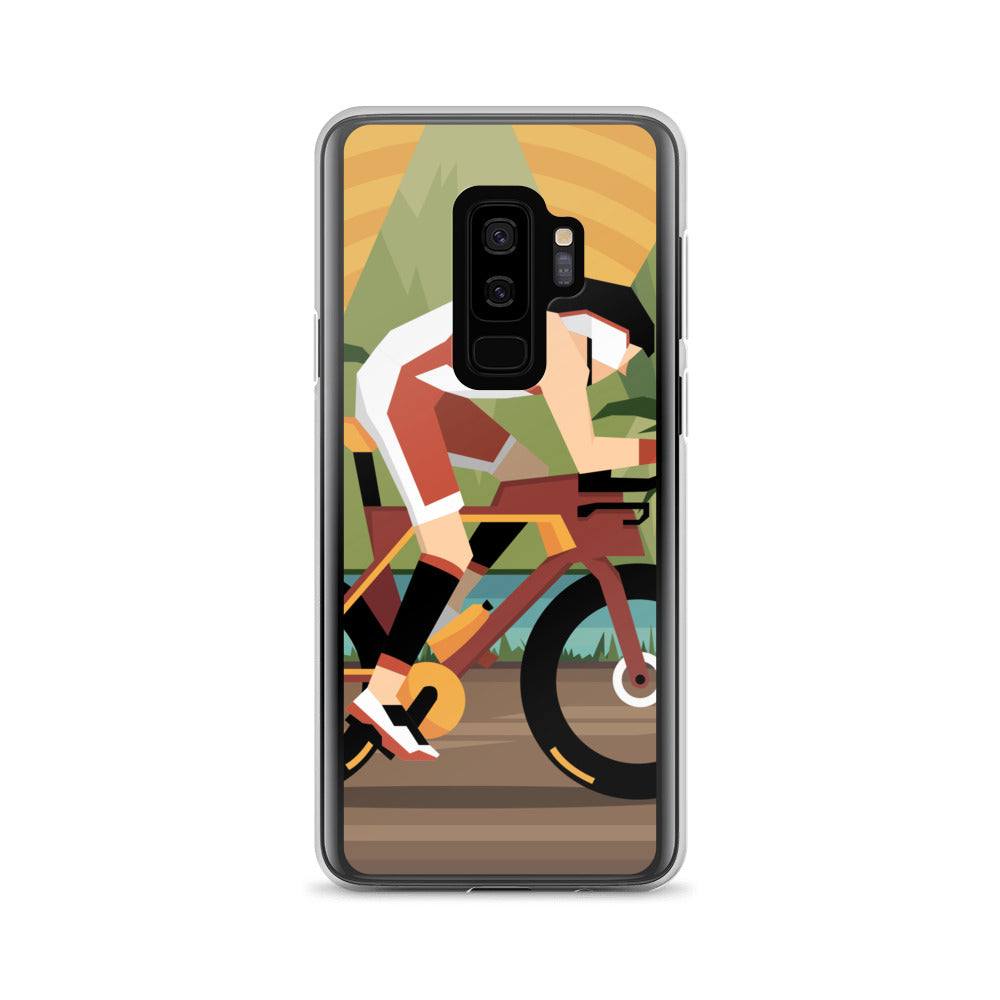 Kona Triathlete - Samsung Case
