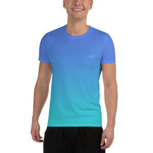 Technical Running Tshirt Gradient for Men