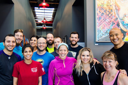 Charity Workout 1 – Sweatin' Never Felt So Good!