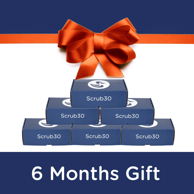 Gift Set - 6 Months | Squeaky Clean Pack