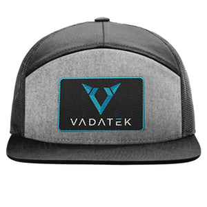 VADATEK AIR FIVE HAT- BlK/Gry