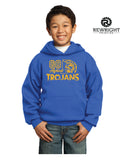 Pullover  Go Trojans Youth  Sweatshirt