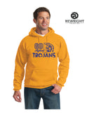 Pullover  Go Trojans Men Sweatshirt FB