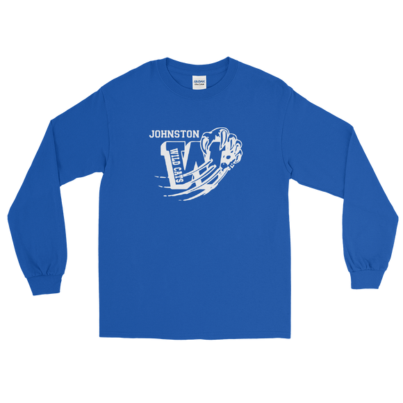 Long Sleeve Johnston W logo