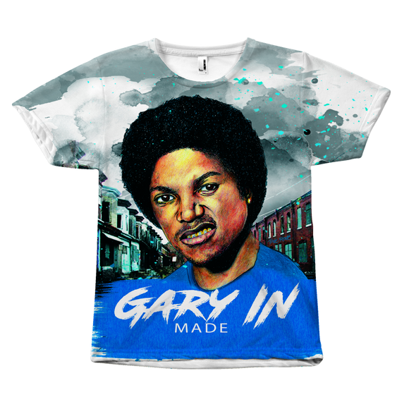 MJ Made In Gary T-Shirt