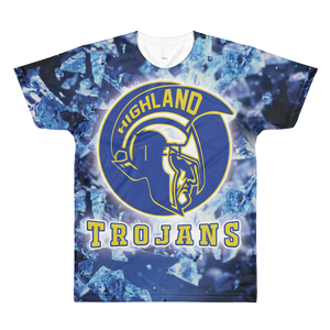 High Trojans 3D shirt