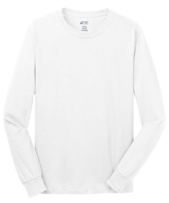 Port & Company - Long Sleeve Core Cotton - PC54LS