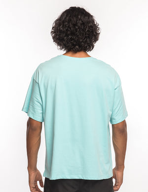 Dropped Shoulder Tee