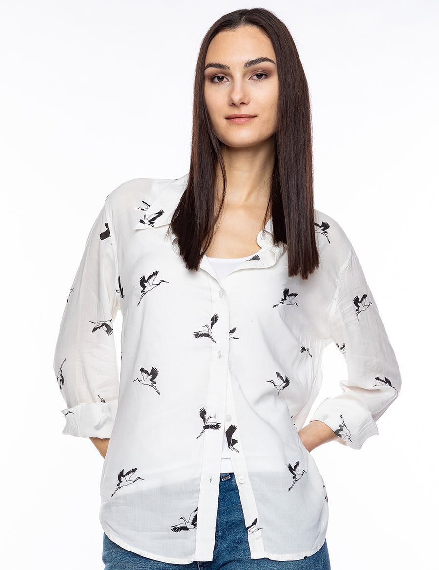 Umi Button-Up Shirt