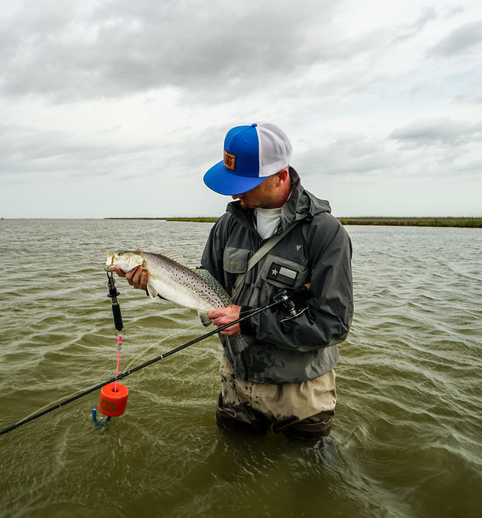 Matagorda - Big Beach, Big Fish, and Big Wind