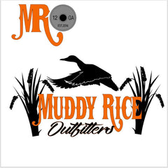 Muddy Rice Outfitters Logo