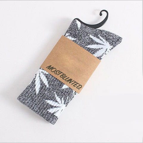 High Socks™ Crew Original White Rhino