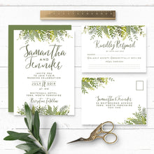 Load image into Gallery viewer, Wedding Invitation Suite