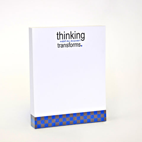 Thinking Notepad