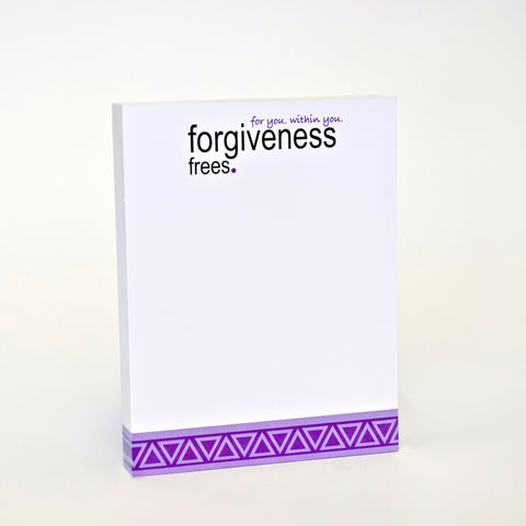 Forgiveness Notepad