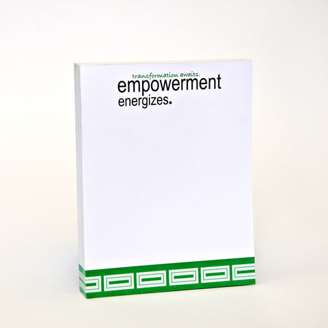 Empowerment Notepad
