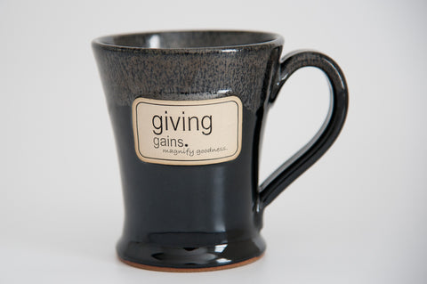 Giving Handcrafted Mug