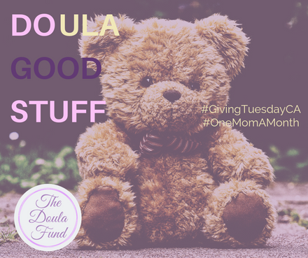 Giving Tuesday: Doula Good Stuff