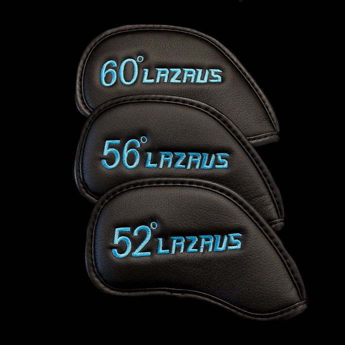LAZRUS Premium Head Covers (Wedges or Irons)