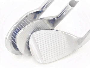 Silver Golf Wedges Set 52 56 60 degrees | LAZRUS Golf