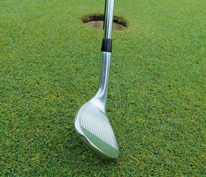 Silver Golf Wedge Singles 52, 56, 60 Degree | LAZRUS Golf