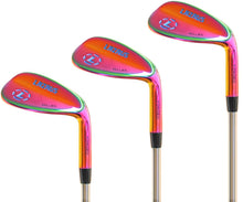 LAZRUS Premium Golf Wedges Set or Singles (52, 56, 60)