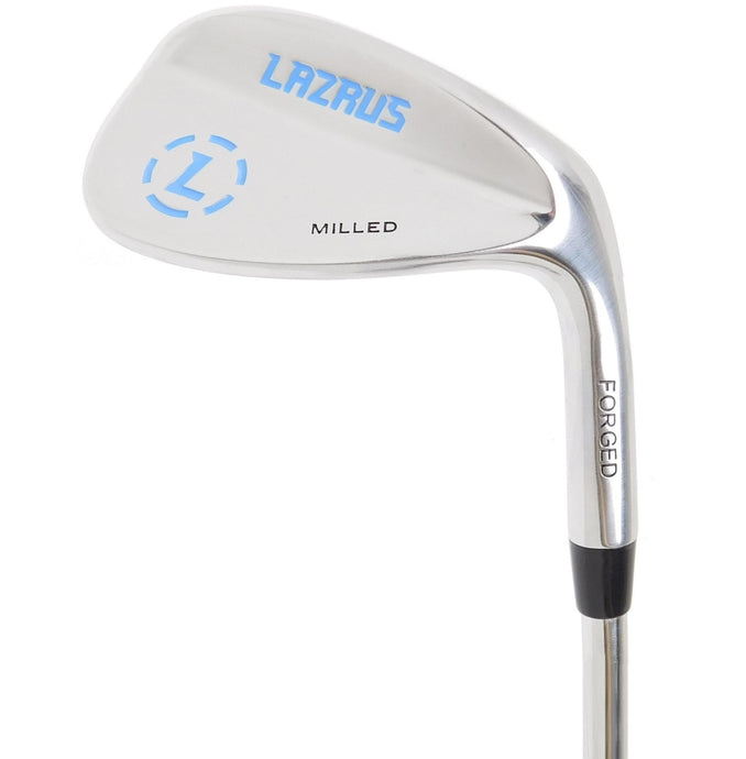 Silver Golf Wedge 60 Degree | LAZRUS Golf