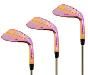 Lazrus Wedge Set (Never Used, Small scratch/Defect)