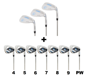 (International orders only) LAZRUS Premium Golf Clubs