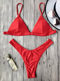 Spaghetti Straps Brazilian Swimsuit,Brazilian Bikinis,YOUR WISH LIST