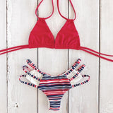 Bandage Bikinis Set,String bikinis,YOUR WISH LIST