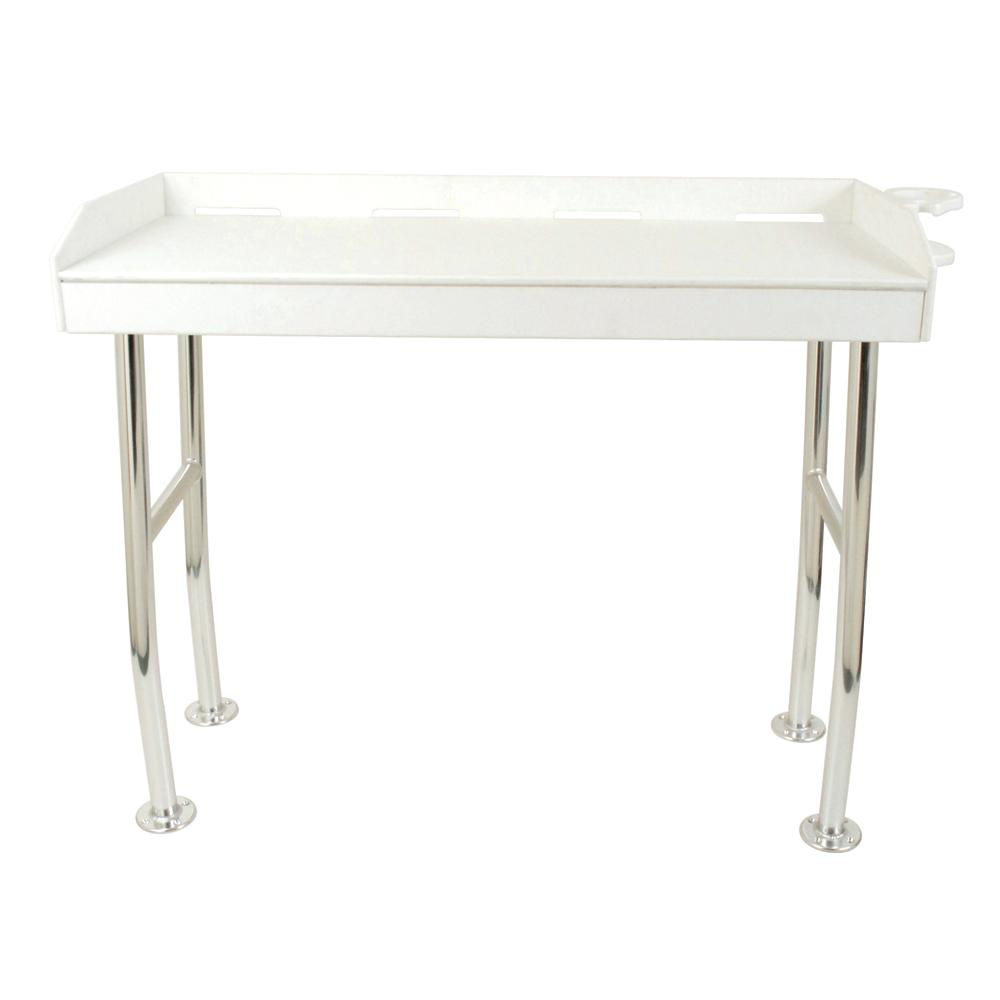 Taco Dock Side Filet Cleaning Table