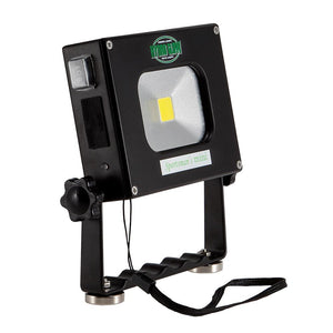 Hydro Glow 10W Personal Flood Light W/Handle - Usb Rechargeable