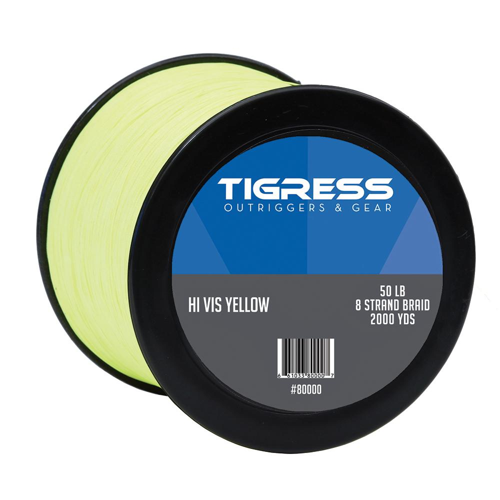 Tigress High- Visibility Kite Braid