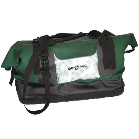 Dry Pak Waterproof Duffel Bag - Green - XL