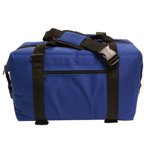 NorChill 48 Can Soft Sided Hot-Cold Cooler Bag - Blue