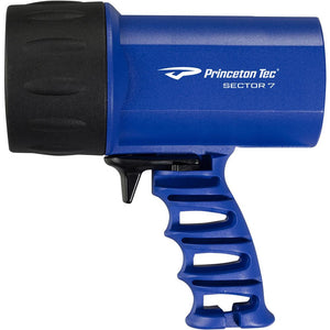 Princeton Tec Sector 7 LED Spotlight - Blue