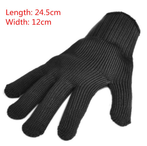 Image of Outdoor Hunting Fishing Gloves Cut Resistant Hand Protection Mesh Gloves-outdoor sports-Hunting & Fishing Stuff-Hunting & Fishing Stuff