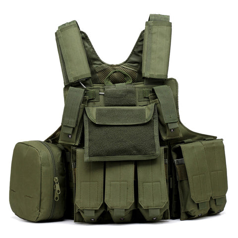 Tactical Hunting Vest-Hunting & Fishing Stuff-Armygreen-One Size-Hunting & Fishing Stuff