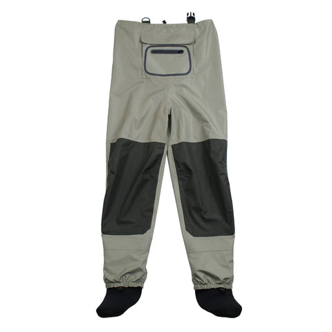 Image of Breathable Chest Waders waterproof overalls with Stocking Foot-outdoor sports-Hunting & Fishing Stuff-XS-China-Hunting & Fishing Stuff