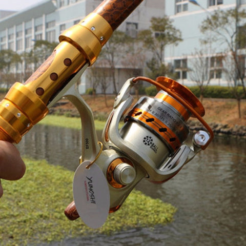 Image of 12 Axles Metal Fishing Reel Shaft-Hunting & Fishing Stuff-2000 Series-United States-Hunting & Fishing Stuff