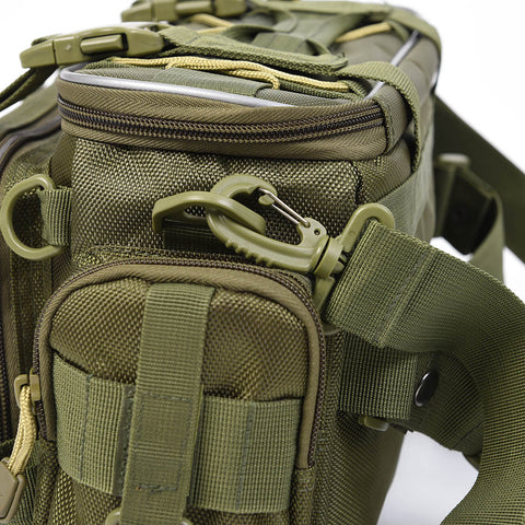 Image of Lixada Multifunctional Fishing Bag-Hunting & Fishing Stuff-Hunting & Fishing Stuff