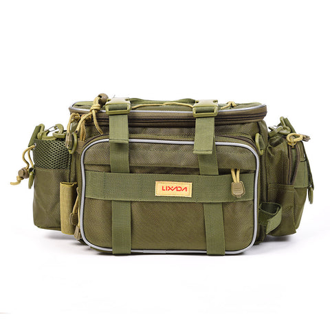 Lixada Multifunctional Fishing Bag-Hunting & Fishing Stuff-Hunting & Fishing Stuff