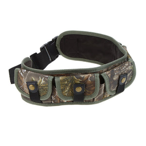 Adjustable Canvas Shell Belt-Hunting & Fishing Stuff-Hunting & Fishing Stuff