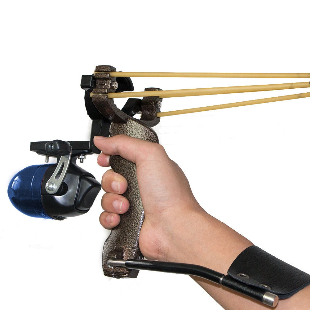 Professional Design Hunting Fishing Catapult Set Kit High Speed Sling Shot-outdoor sports-Hunting & Fishing Stuff-Hunting & Fishing Stuff