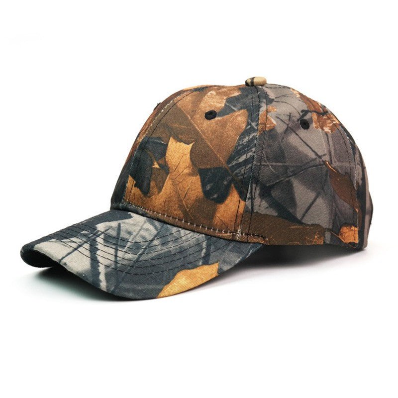 Camo Baseball Cap-Hunting & Fishing Stuff-Hunting & Fishing Stuff