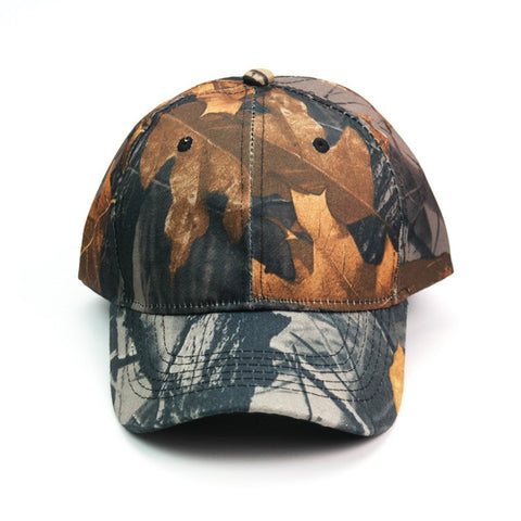 Image of Camo Baseball Cap-Hunting & Fishing Stuff-Hunting & Fishing Stuff